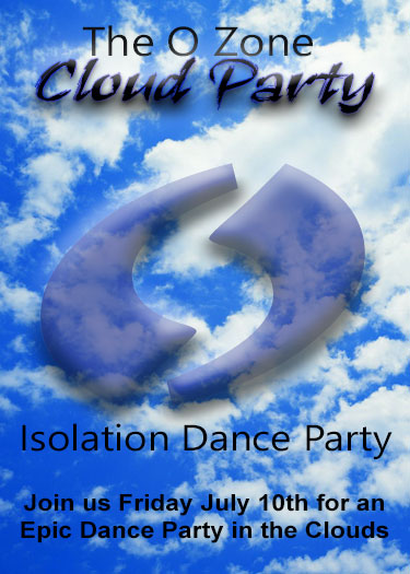 Isolation Dance Party - July 10th