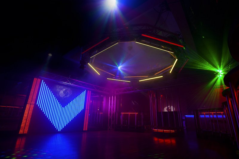 The Main Dance Floor